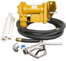National Spencer 110/115-Volt Ul Listed Fuel Pump W/ 12' Hose 13-Gpm