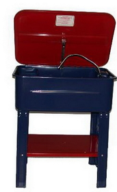 National Spencer 20 Gallon Parts Washer. Solvent Capacity 12 Gallons
