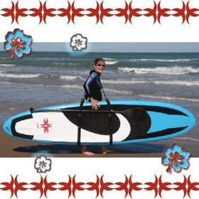 NSI Sup Surfboard Carrier