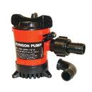 Johnson Pumps 28552 Johnson Pump Replacement Cartridge for 500 GPH Bilge Pump Model No. 32502