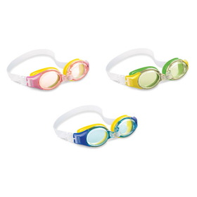 Intex Junior Goggles - Assorted Colors