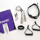 MediCordz Rehab Kit with 4-Foot (1.2m) Bungie Cordz