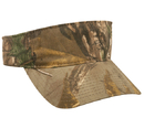 Outdoor Cap CGWV-100 Garment Washed Camo Visor
