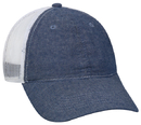 Outdoor Cap FWT-130CB Chambray Garment Washed, Mesh Back