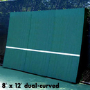 Oncourt Offcourt Board Only for REAListic Tennis Backboards Straight-Tilt 8'x12'
