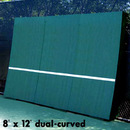 Oncourt Offcourt Full Package Only for REAListic Tennis Backboards Straight-Tilt 8'x12'