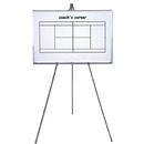 Oncourt Offcourt Coach's Corner Dry Erase Board