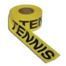 Oncourt Offcourt Tennis Caution Tape 1000' Roll