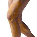 SpiderTech Tape Full Knee Brace - Beige