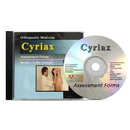 Cyriax Assessment Forms CD-ROM