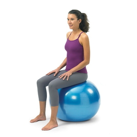 Gymnic Exercise Ball - 95 cm Blue