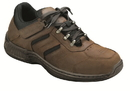Orthofeet 644 Shreveport, Men's Hiking Sneakers - Tie-Less Lace