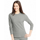 Hanes 25455 Women's X-Temp Thermal Crew