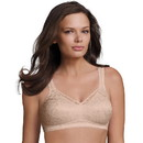 Playtex 4716 18 Hour Beautiful and Breathable Wirefree Bra