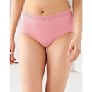 Barely There by Bali 803J Comfort Revolution Microfiber Seamless Brief