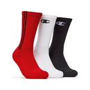 Champion Men's Dyed Crew Socks 3-Pack , CH209