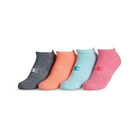 Champion CH224 Women's No-Show Socks 4-Pack