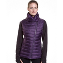 Champion CH7001PP Womens Assymetrical Zip Front Vest-Plus