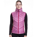 Champion CH7003HPB Womens Hybrid Performance Poly w/Active Knit Vest-Plus