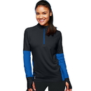Duofold by Champion THERMatrix Women's 1/4 Zip Pullover , KDC3Q