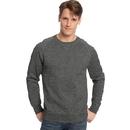 Hanes N260 Adult Nano Pullover Crew Sweatshirt