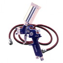 Paasche 500T HVLP Gravity Tanning Spray Gun----product weight: 0.95