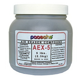 Paasche AEX-5 5 lbs. Fast Cutting Compound