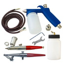 Paasche HAPK Hobby and Auto Paint Kit----product weight: 2.1