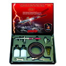 Paasche MIL-SET MILLENNIUM Airbrush Set size 3 (.74mm)----product weight: 1.25