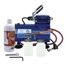 Paasche TS-500T Airbrush tanning set with TS airbrush & fan aircap----product weight: 12
