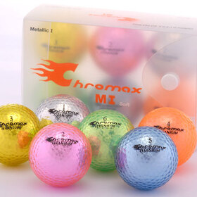 Chromax M1 Golf Balls (6/pack), Price/Pack