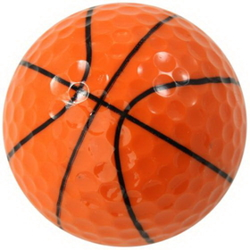 Chromax Novelty Golf Balls Bulk--Basketball