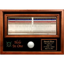 ProActive Sports Hole In One Ball & Scorecard Display