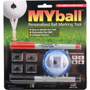 Greenskeeper MYball Marking Tool Gambler Series