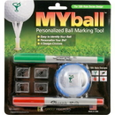 Greenskeeper MYball Marking Tool 19th Hole Series