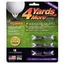 Greenskeeper 4 Yards More Golf Tee 4 Hybrid