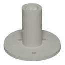 "PAS Dura Friction Tee Holder 1 1/2"" White"