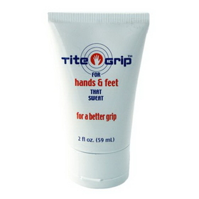 Tite Grip Antiperspirant Hand Lotion