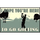 ProActive Sports Metal Sign (LD) Hope You're Here