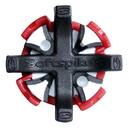 Softspike Black Widow Tour Cleats Fast Twist Clamshell