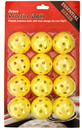 ProActive Sports 12-Pack Practice Balls Yellow