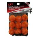 ProActive Sports LFT Practice Balls 18 Count in Mesh Bag
