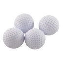 ProActive Sports E.V.A. Rubber Short Flight Pract Balls 4/Pkg