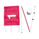 PAS Backyard Flagstick Pole & Cup