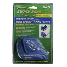 PAS Swing Sock Performance Weight 8 oz. Blue