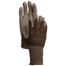 Lfs Gloves NT370BK-M Atlas Nitrile Tough Gloves - Medium