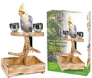 Penn-Plax BA1043 Bird Tree Perch-Sm/Med Birds