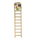 Penn-Plax 9 Step Wooden Ladder