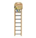 Penn-Plax 7 Step Ladder - for Small Birds / Asst. Colors