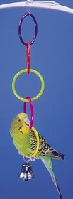 Penn-Plax Olympic Rings w/Bell